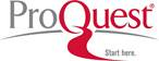 icon of proquest online database