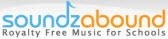 icon of soundzabound music library online database